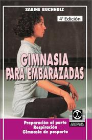Cover of: Gimnasia Para Embarazadas