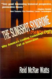Cover of: The Slingshot Syndrome