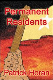 Cover of: Permanent Residents