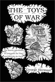 Cover of: The Toys of War | George Herman