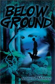 Cover of: Below Ground