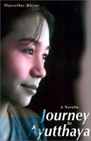Cover of: Journey to Ayutthaya