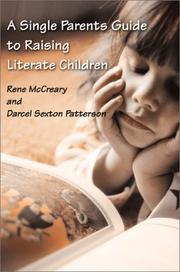 Cover of: A Single Parents Guide to Raising Literate Children