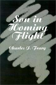 Cover of: Son in Homing Flight