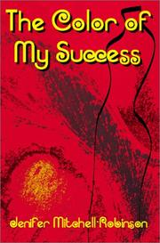 Cover of: The Color of My Success