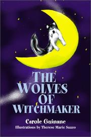 Cover of: The Wolves of Witchmaker