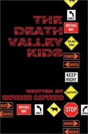 Cover of: The Death Valley Kids