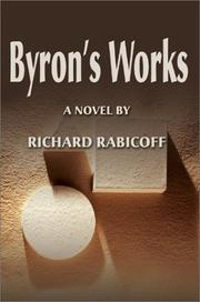 Cover of: Byron's Works