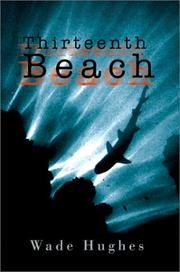 Cover of: Thirteenth Beach | Wade Hughes