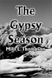 Cover of: The Gypsy Season