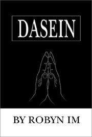 Cover of: Dasein | Robyn Im