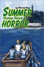 Cover of: Summer Camp Race of Horror
