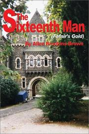 Cover of: The Sixteenth Man