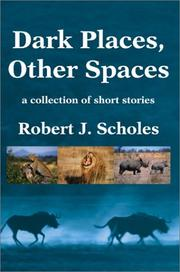 Cover of: Dark Places, Other Spaces