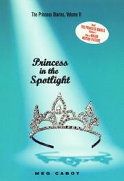 Cover of: Princess in the spotlight