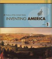Cover of: Inventing America, Volume 1 | Merritt Roe Smith