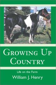 Cover of: Growing Up Country