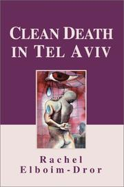 Clean Death in Tel Aviv