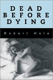 Cover of: Dead Before Dying