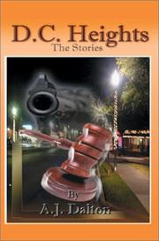 Cover of: D.C. Heights | A. J. P. Dalton