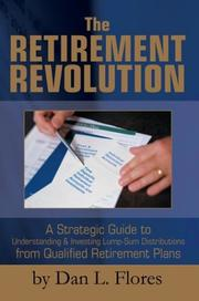 Cover of: The Retirement Revolution