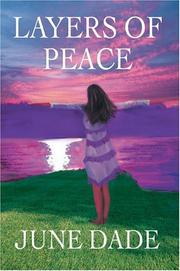 Cover of: Layers of Peace | June Dade
