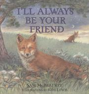 Cover of: I'll Always Be Your Friend