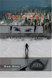 Cover of: Tank Hill | Don Otey