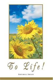 Cover of: To Life! | Artimia Arian
