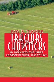 Cover of: Tractors and Chopsticks | Roy S. Tucker
