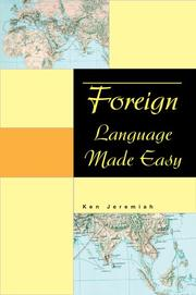 Cover of: Foreign Language Made Easy