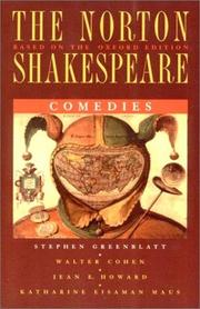 Cover of: The Norton Shakespeare, Based on the Oxford Edition