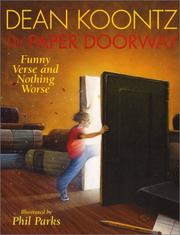 Cover of: The Paper Doorway: Funny Verse and Nothing Worse