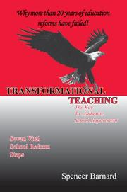 Cover of: Transformational Teaching | Spencer Allen Barnard