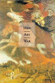 Cover of: Men·Art·War