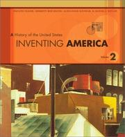 Cover of: Inventing America, Volume 2 | Merritt Roe Smith