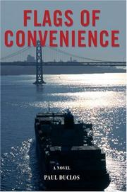 Cover of: Flags of Convenience | Paul Duclos