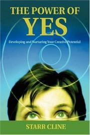 Cover of: The Power of Yes | Starr Cline