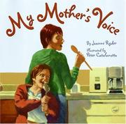 Cover of: My mother's voice