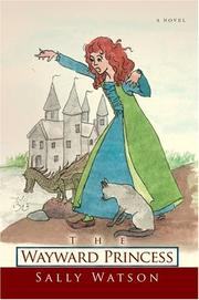 Cover of: The Wayward Princess