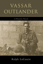 Cover of: Vassar Outlander | Ralph LoCascio
