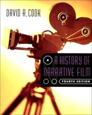 Cover of: A history of narrative film