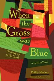 Cover of: When the Grass Was Blue
