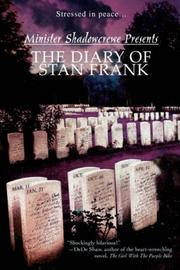 Cover of: The Diary Of Stan Frank