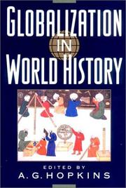 Cover of: Globalization in world history |