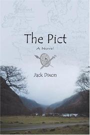 Cover of: The Pict | Jack Dixon