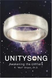 Cover of: UnitySong | R. Wolf Shipon