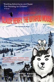 Claude Henry, the Iditarod mouse