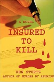 Cover of: Insured To Kill
