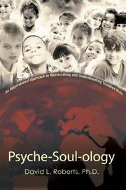 Cover of: Psyche-Soul-ology | David L. Roberts
